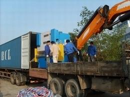 专业提供盐田蛇口港码头大型机器设备工程机械装集装箱装货柜