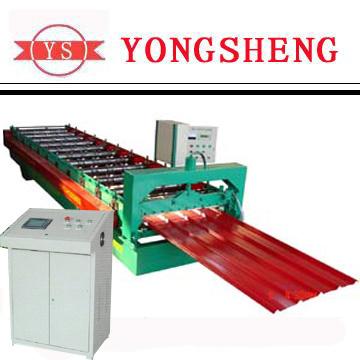 彩钢瓦设备彩钢板成型机彩瓦机械