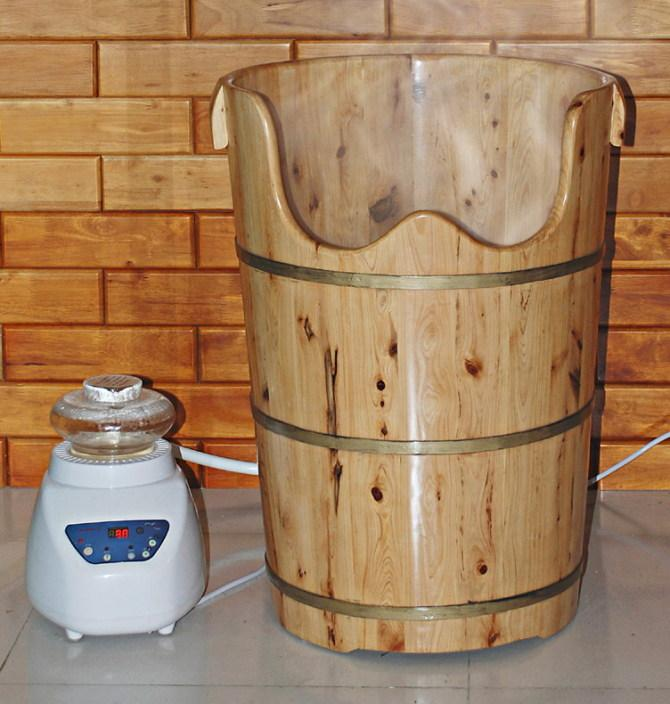 供应蒸汽足浴桶,远红外频谱桶