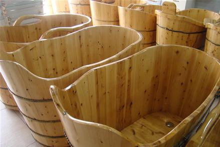 供应批发木桶/浴桶/沐浴桶/单人桶