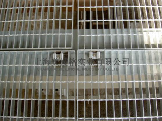 供应上海钢格板格栅板grating