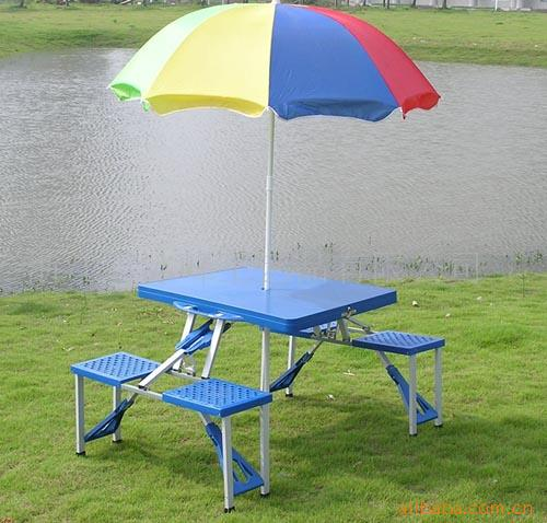 广州沙滩桌椅、广州折叠台、野营桌椅、自驾游折叠椅、促销桌椅、信用