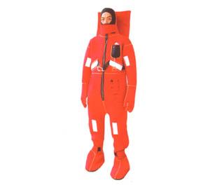 绝热型浸水保温服,防化服,防火服