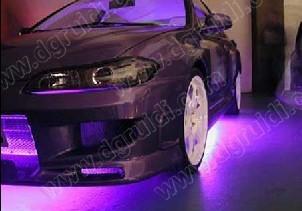 遥控声控LED汽车底盘灯