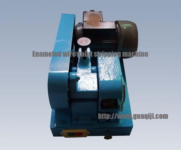 ZHX-320 漆包线脱漆机|漆包线磨漆机