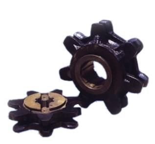 给煤机链条拖轮组JCGF-LG,皮带底拖轮