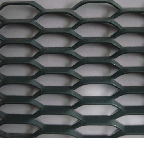 PVC 包塑六角钢板网