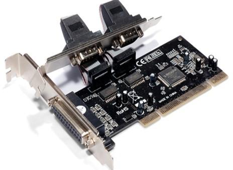 PCI转串口