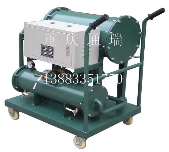 ZJD-F系列燃油轻质油滤油机
