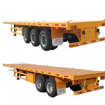 40尺集装箱平板车