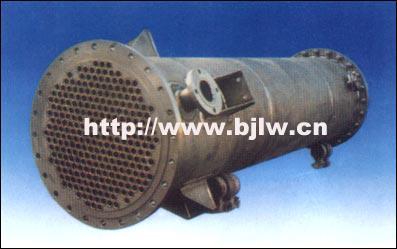 钛制列管式换热器、盘管加热器