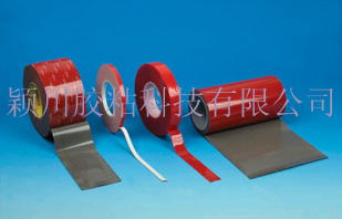压克力汽车泡棉胶带/压克力透明泡棉胶带
