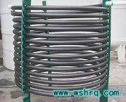 石墨改性聚丁烯盘管冷却器