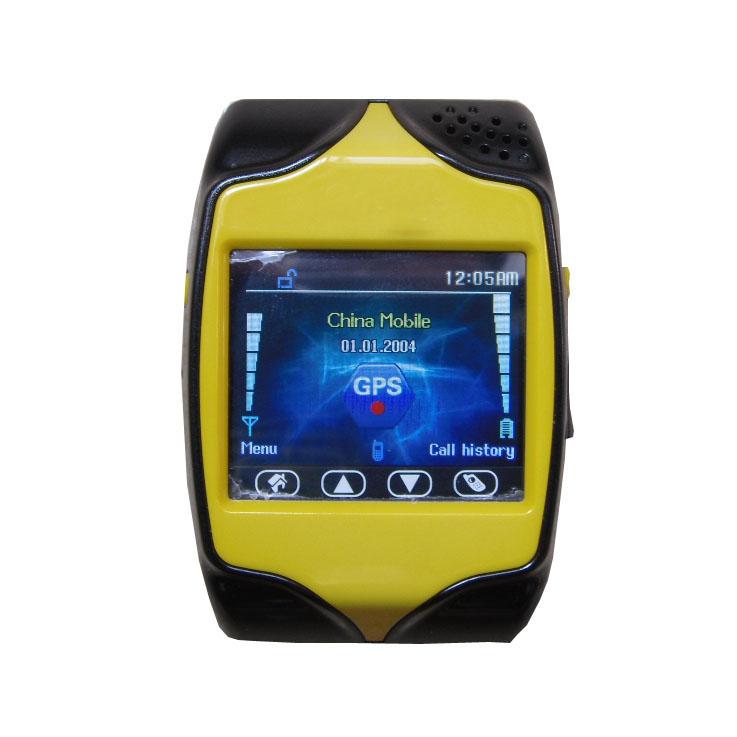 手表式GPS定位、儿童GPS定位救助器