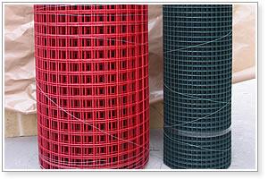 PVC电焊网