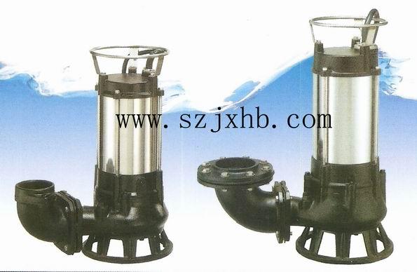 台湾亨龙排污泵B系列