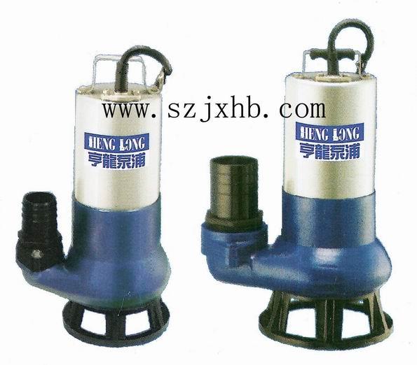 台湾亨龙M系列污水泵