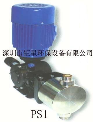 柱塞式计量泵赛高PS1加药泵