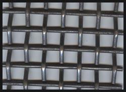 镀锌轧花网