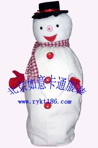 出售北京如意卡通服装,雪人