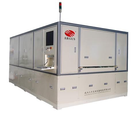 三工光电第五代薄膜太阳能电池刻膜机(G5)