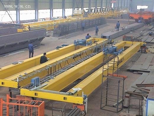 5-125吨龙门式行车