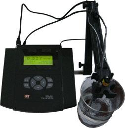 LDD-801中文台式电导率仪