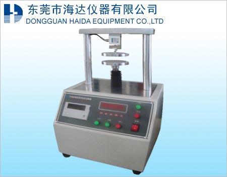 HD-513 微电脑环压边压强度试验机