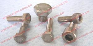 高强度钢结构外六角螺栓DIN6914