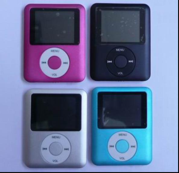 苹果MP3