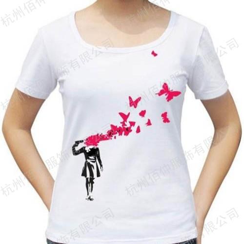 杭州广告衫文化衫 T恤