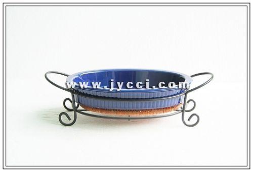 陶瓷色釉烤盘