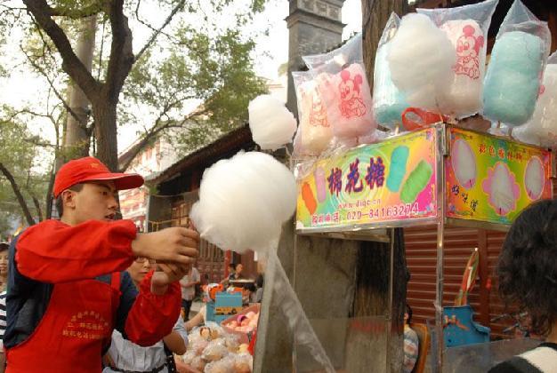 棉花糖机|电动棉花糖机|彩色果味棉花糖机