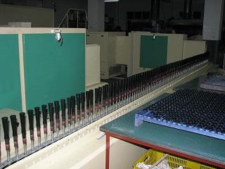美发用品喷漆生产线