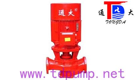 XBD型立式单级消防泵