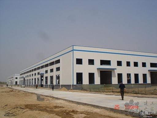 青岛大跨度厂房,钢结构厂房设计、钢结构预算