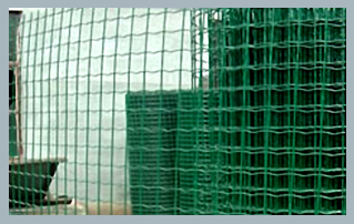 围栏网养鸡网养殖用网浸塑电焊网荷兰网