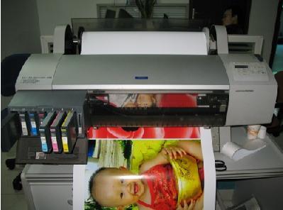 工程图纸、立体光栅打印机