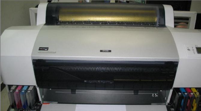9成新9800打印机