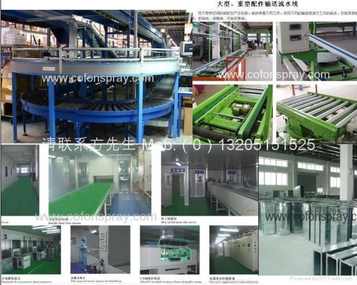 上海喷塑流水线,杭州非标自动化设备
