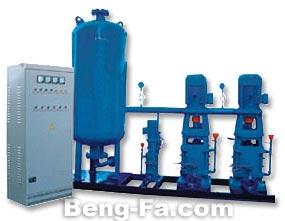变频恒压供水设备浙江沪龙水泵