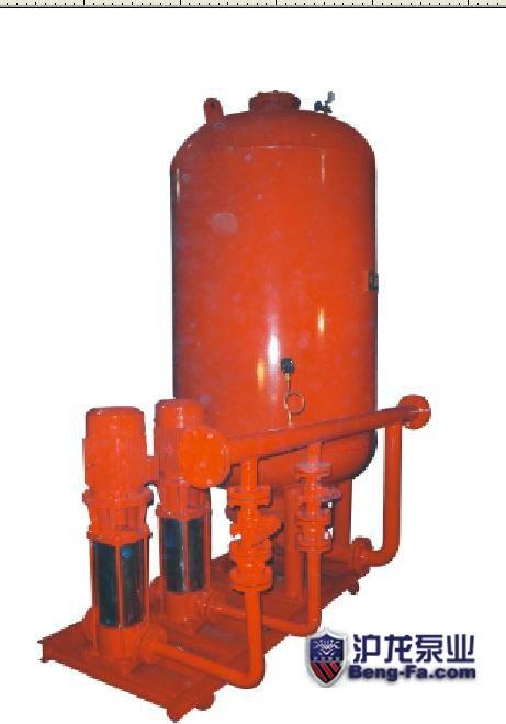 全自动消防气压给水设备浙江沪龙水泵