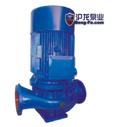 ISG型管道离心泵『沪龙泵业』