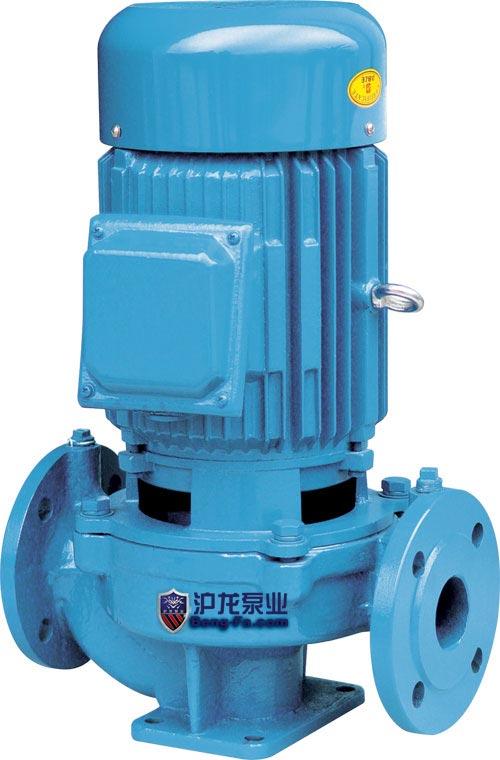 IRG型立式热水循环泵『沪龙泵业』