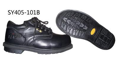 牛皮防刺穿耐酸碱耐磨劳保鞋