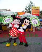 米老鼠/卡通服装/卡通人偶/卡通服装道具/卡通表演服装/动漫人偶