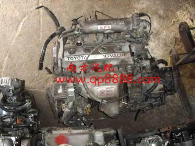 丰田3S发动机总成