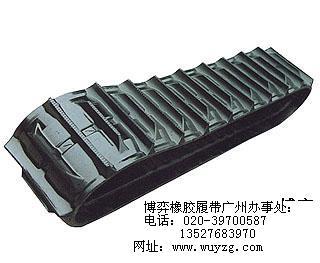 挖掘机橡胶履带块,橡胶履带块,挖土机橡胶履带块
