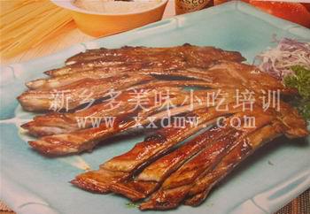 新乡风味小吃培训烧烤培训--多美味烤羊肉串烤羊排