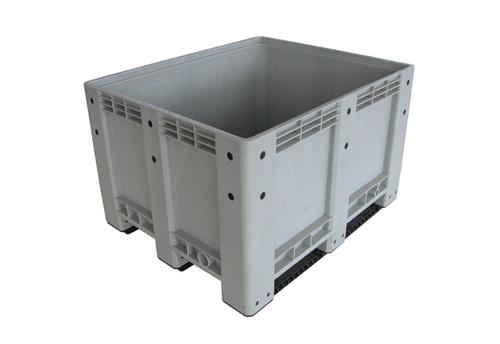 上海塑料卡板箱式托盘